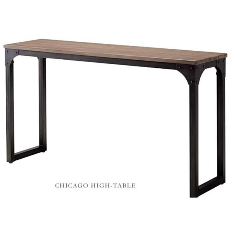CHICAGO HIGH-TABLE