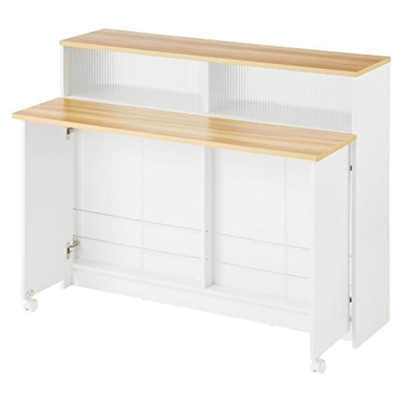 折りたたみテーブル付き レンジボード,KRA945025