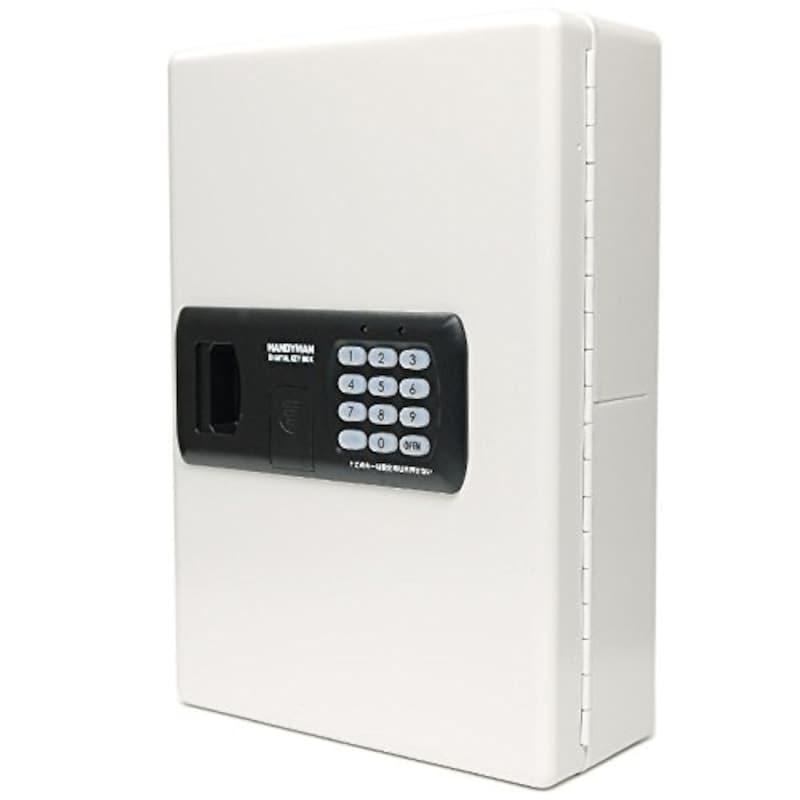 handyman,キーボックス 36本吊 電池式,DKB-36