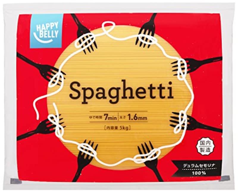 はごろもフーズ,Happy Belly スパゲッティ,1.6mm