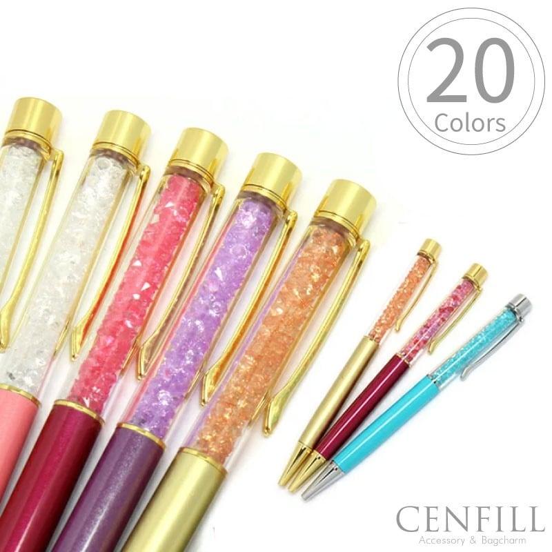 CENFILL,Crystal Ballpoint Pen