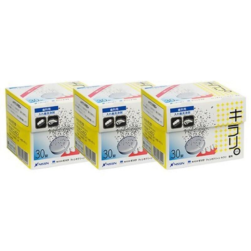 ニッシン,フィジオクリーン キラリ錠剤 3箱