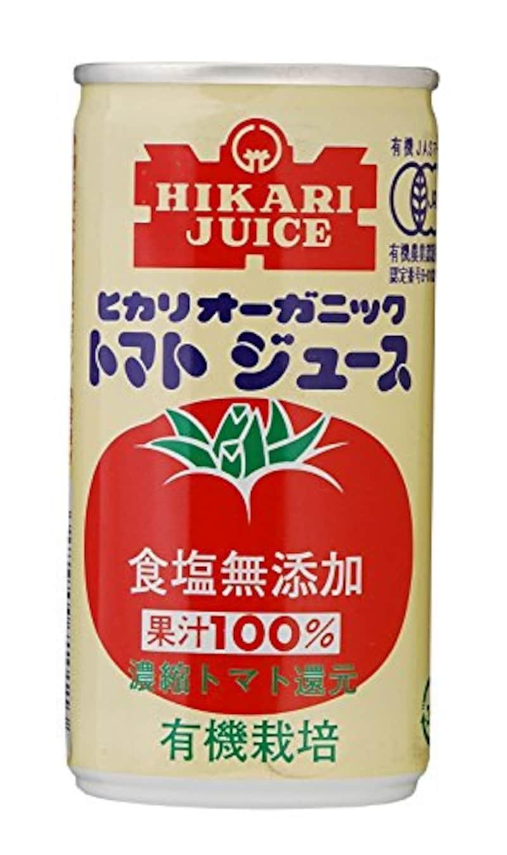光食品,オーガニックトマトジュース 食塩無添加
