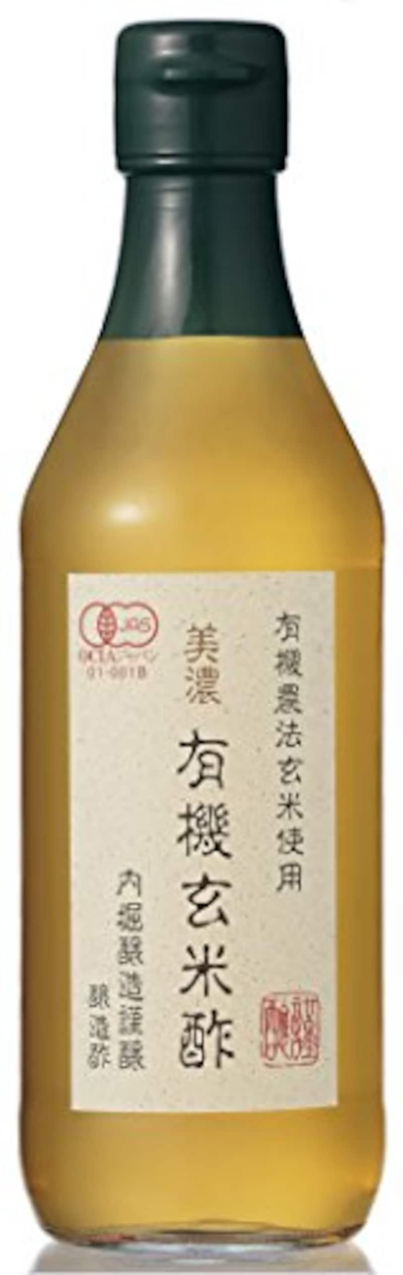内堀醸造,美濃 有機玄米酢