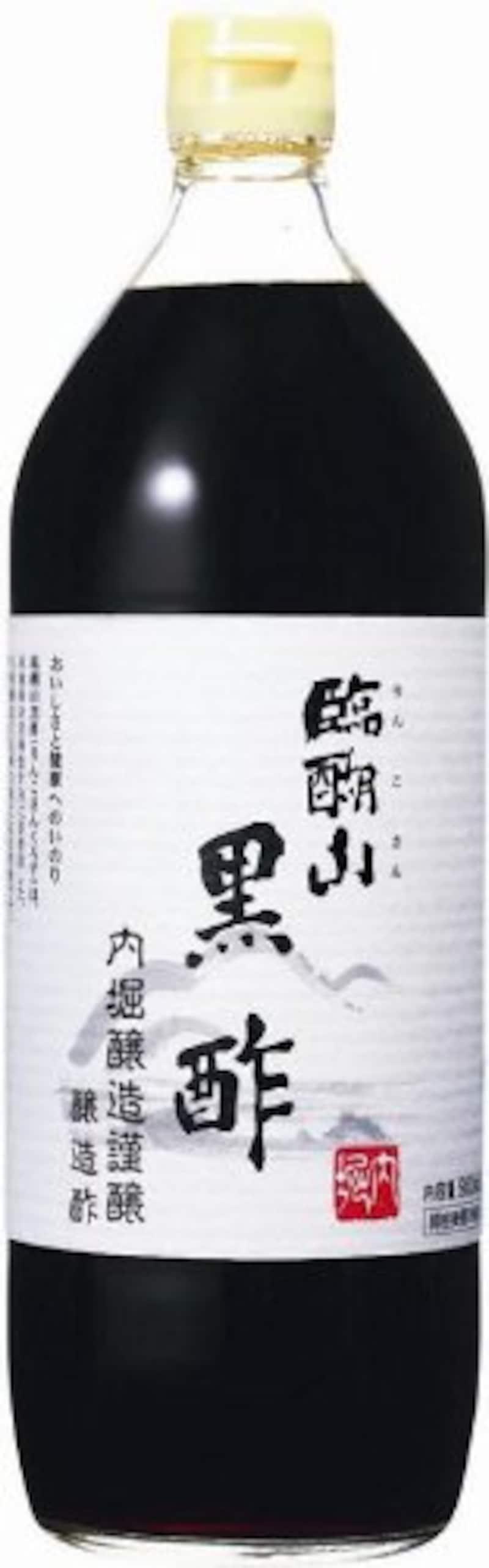 内堀醸造,臨醐山黒酢