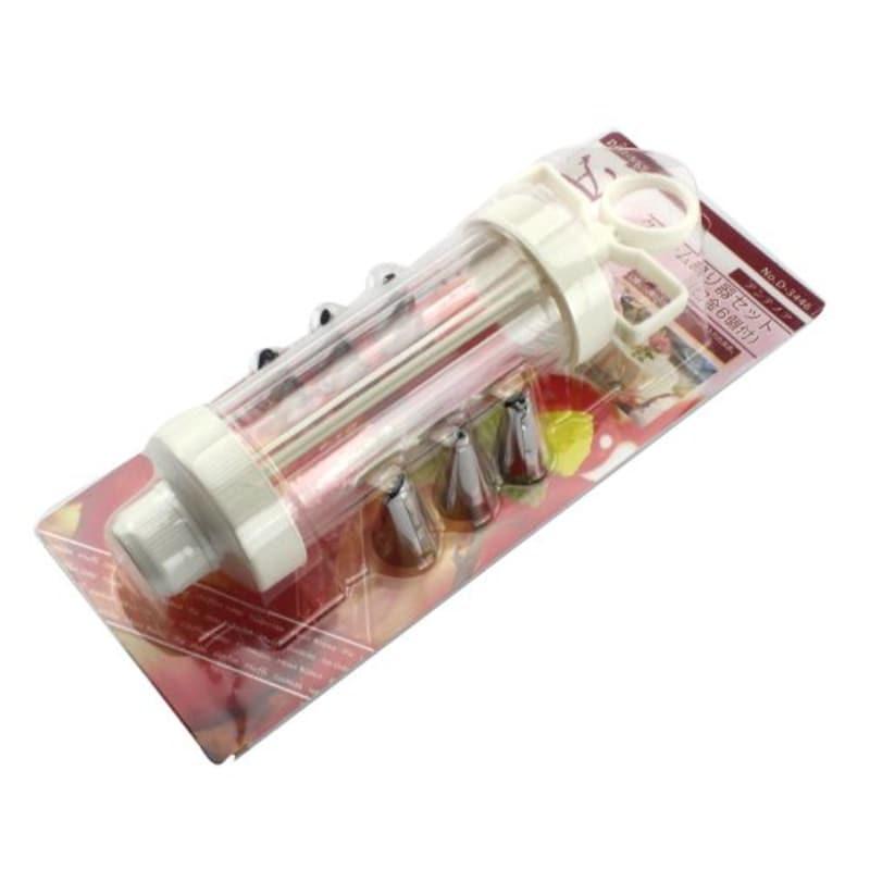 パール金属,クリーム絞り器セット,D-3446