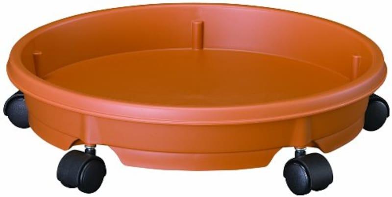 大和プラスチック,大和プラスチック 鉢皿 キャスタープレート,28型