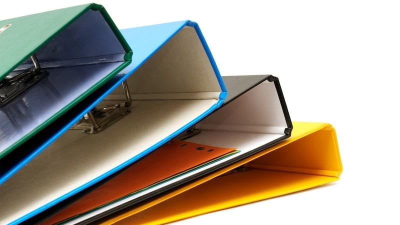 ルーズリーフバインダーのおすすめ人気ランキング10選|持ち運ぶなら書きやすさ、保管するならまとめやすさ!