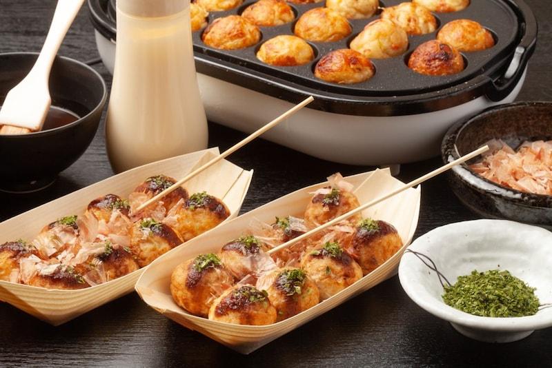 たこ焼きソースのおすすめ人気ランキング9選|本場の味を自宅で味わう!