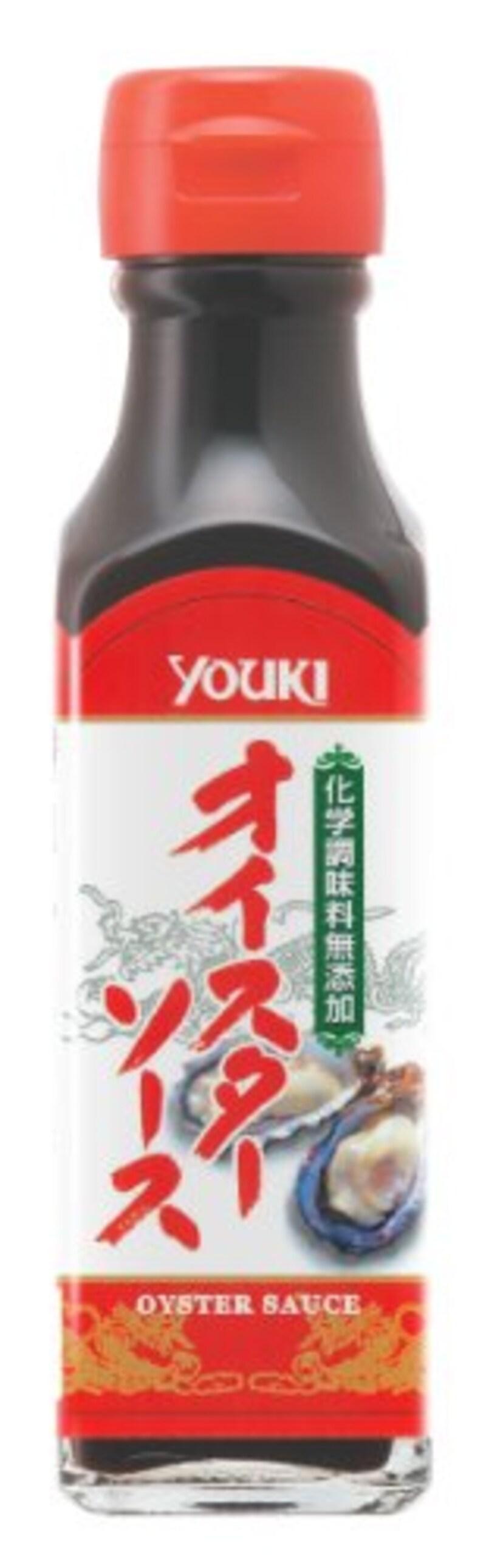 ユウキ,化学調味料無添加オイスターソース 145g