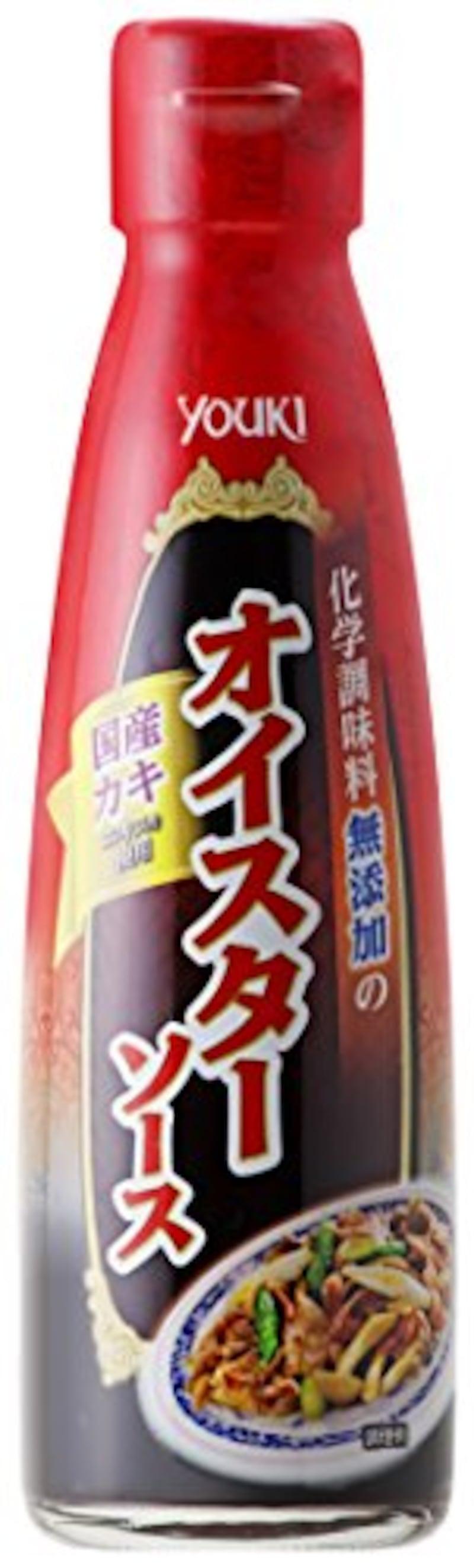 ユウキ,化学調味料無添加オイスターソース 220g