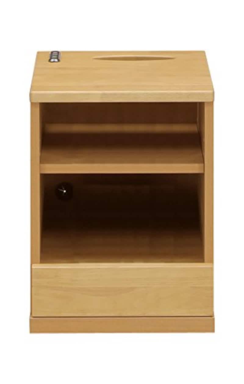 大川家具,ロータイプナイトテーブル,207203