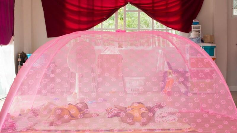 赤ちゃん用蚊帳おすすめ人気ランキング13選|蚊除けや冷房対策に!