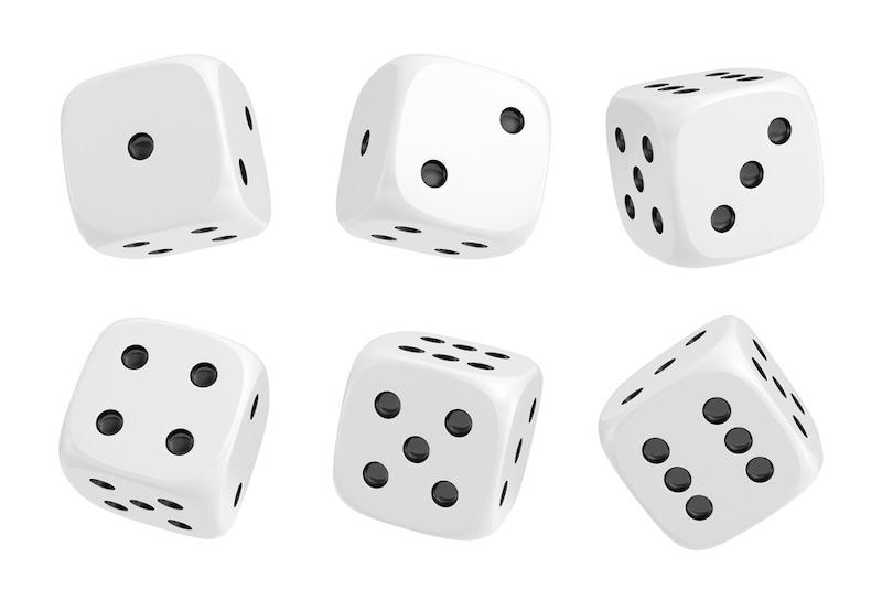 サイコロおすすめ人気ランキング9選|TRPGやボードゲームに最適!
