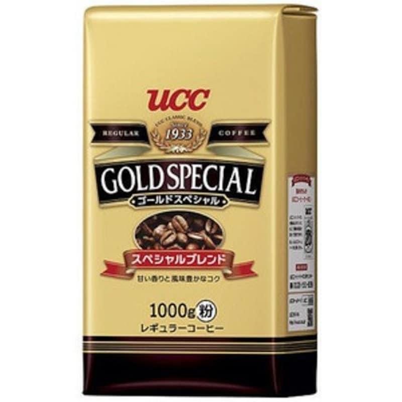 UCC,ゴールドスペシャル スペシャルブレンド コーヒー豆