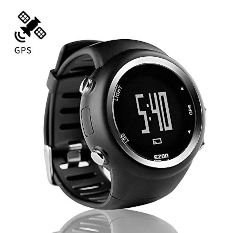 EZON,GPS ランニングウォッチ,EZONT031B01