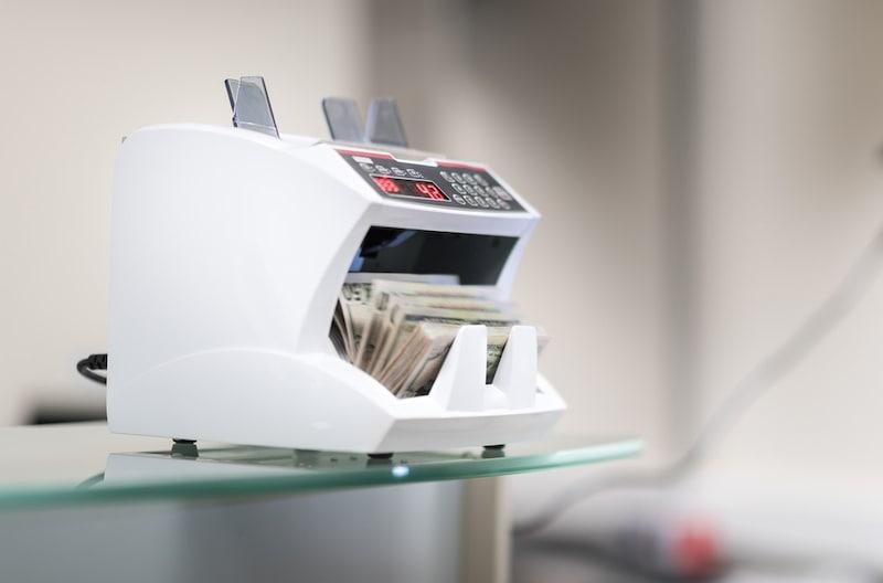 紙幣カウンターのおすすめ人気ランキング10選 業務用や家庭用にも!