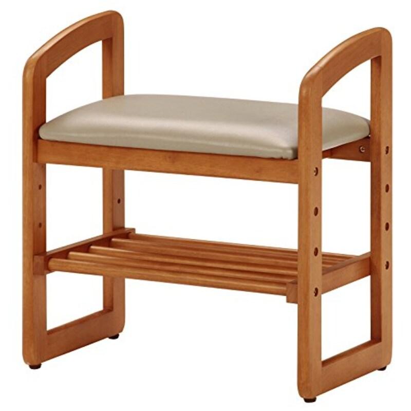 不二貿易,木製サポートチェア,95778