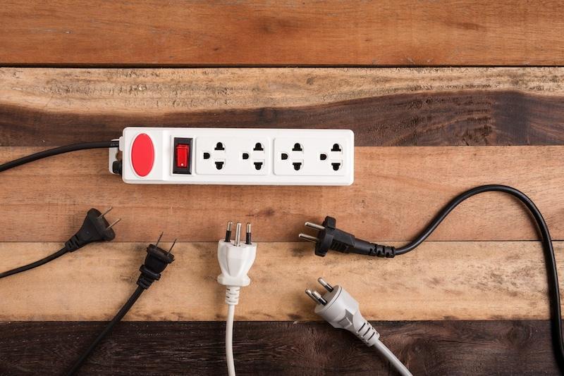 延長コードおすすめ人気ランキング12選|おしゃれにまとまる!スイッチ付きなら節電効果で便利