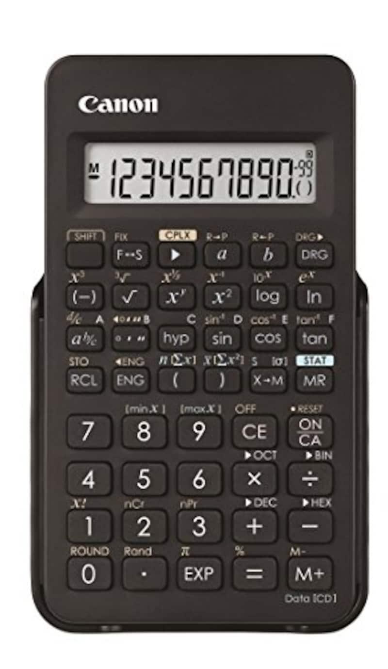 キヤノン(Canon),関数電卓 1行表示モデル,F-605G