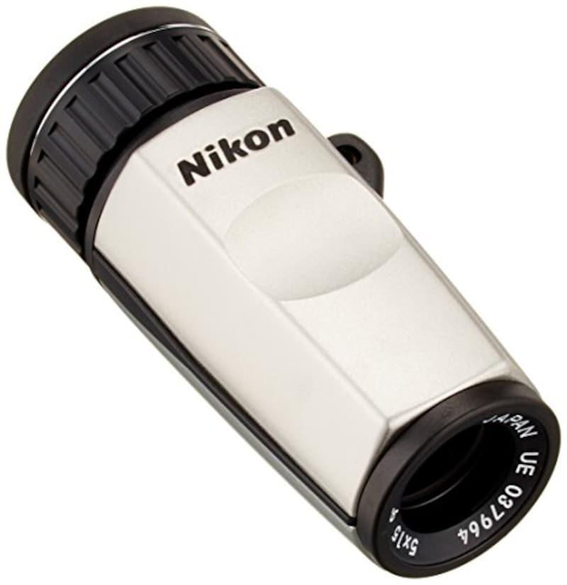 ニコン,単眼鏡 モノキュラー,HG5X15D