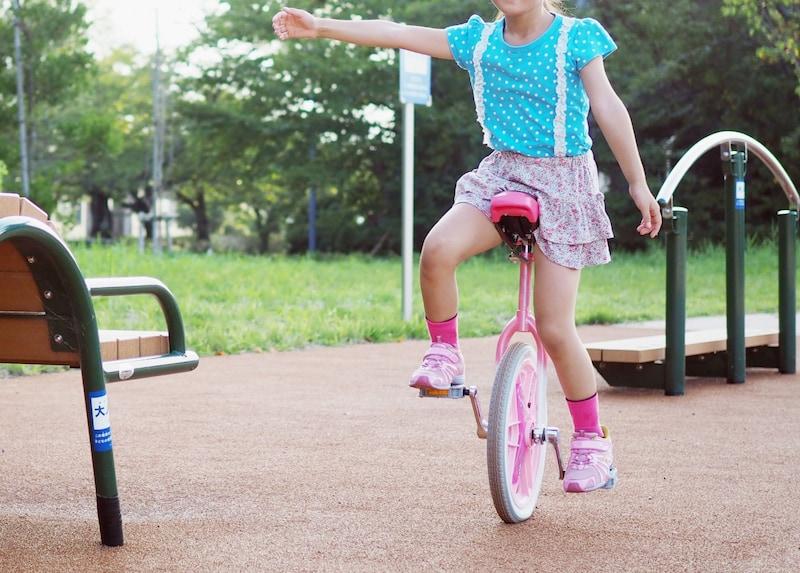一輪車のおすすめ人気ランキング8選|子供向けから大人向けまで