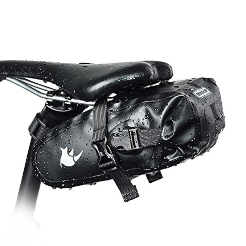 Rhinowalk,サイクリング テールバッグ リアラック