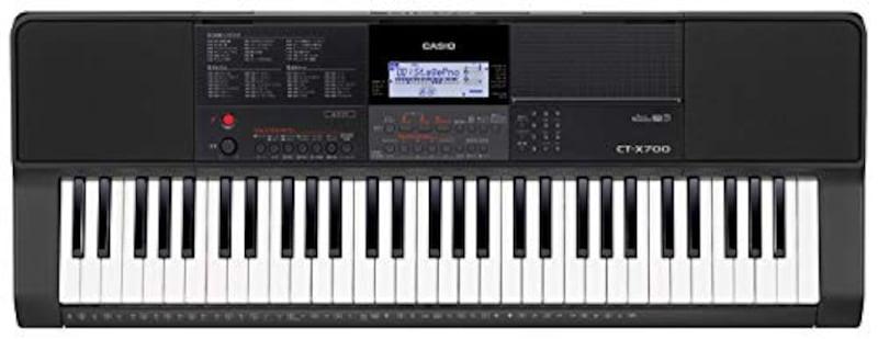 CASIO(カシオ),電子キーボード Casiotone,CT-X700