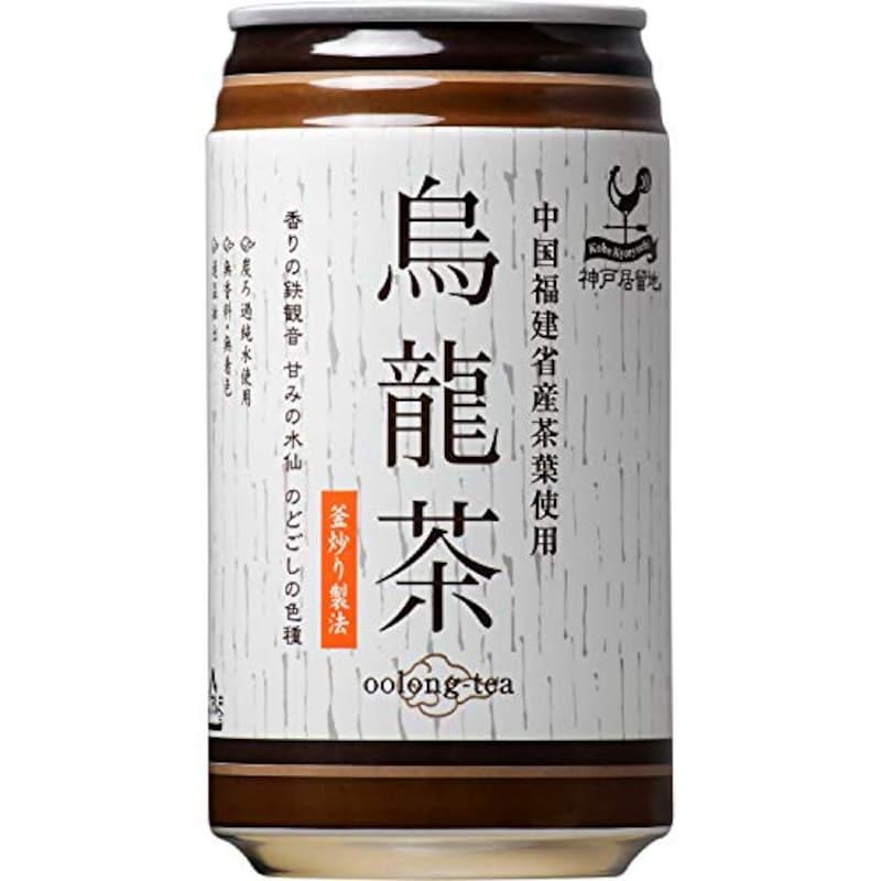 富永貿易,神戸居留地 烏龍茶 340g×24本