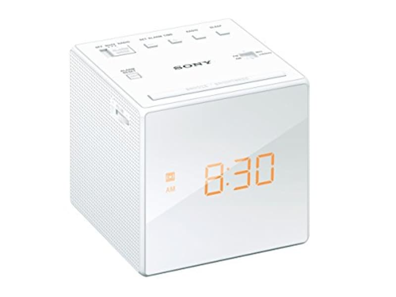 ソニー(SONY),クロックラジオ,ICF-C1 W