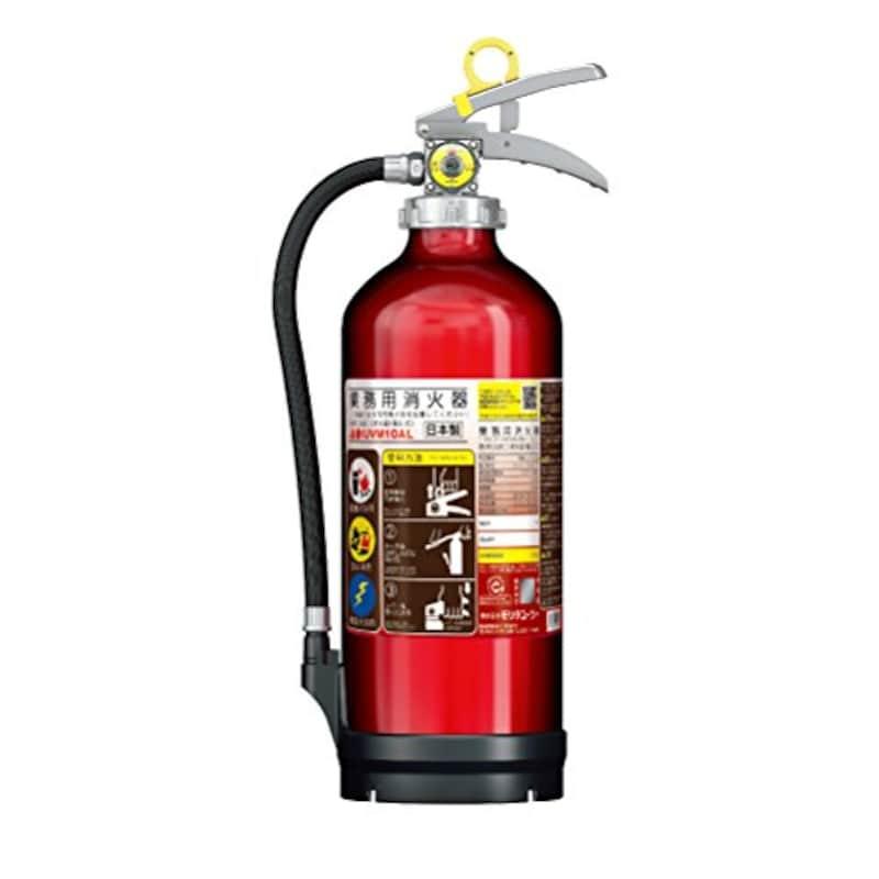 モリタユージー,モリタユージー 業務用 アルミ製畜圧式粉末ABC消火器,UVM10AL