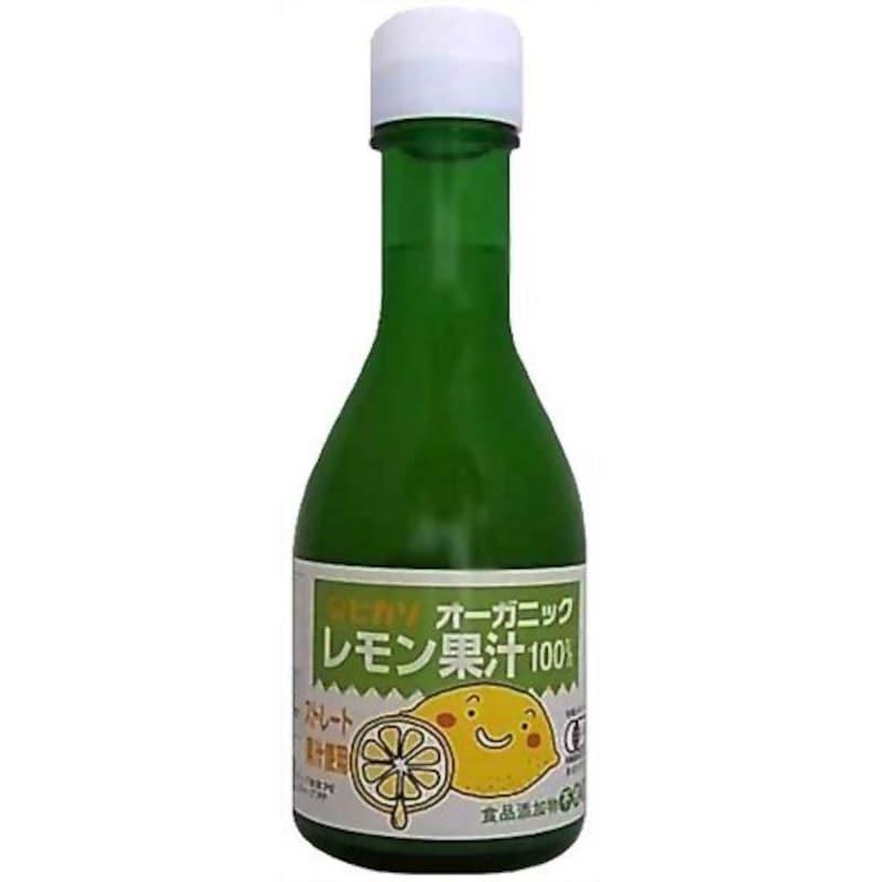 光食品,オーガニック レモン果汁