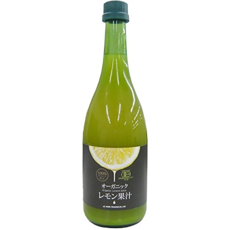 テルヴィス ,有機レモン果汁