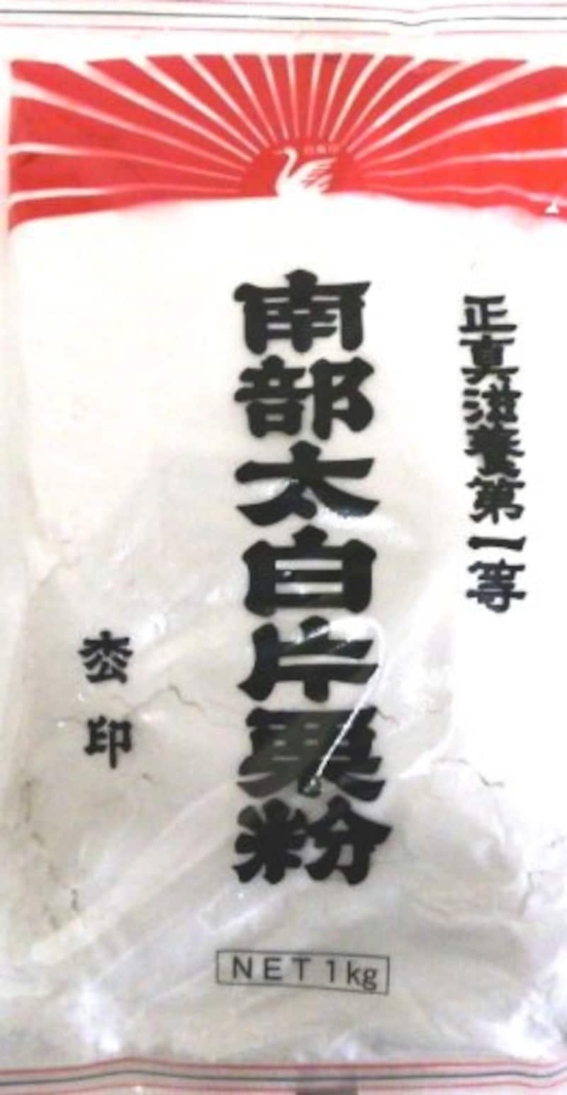 西日本食品工業,白鳥印 片栗粉