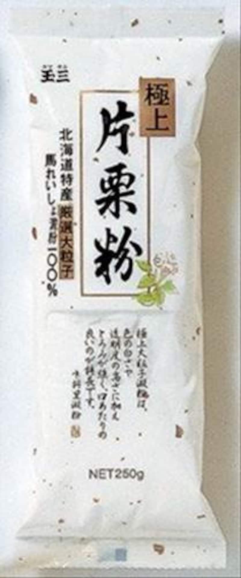 川光物産,玉三 極上 片栗粉