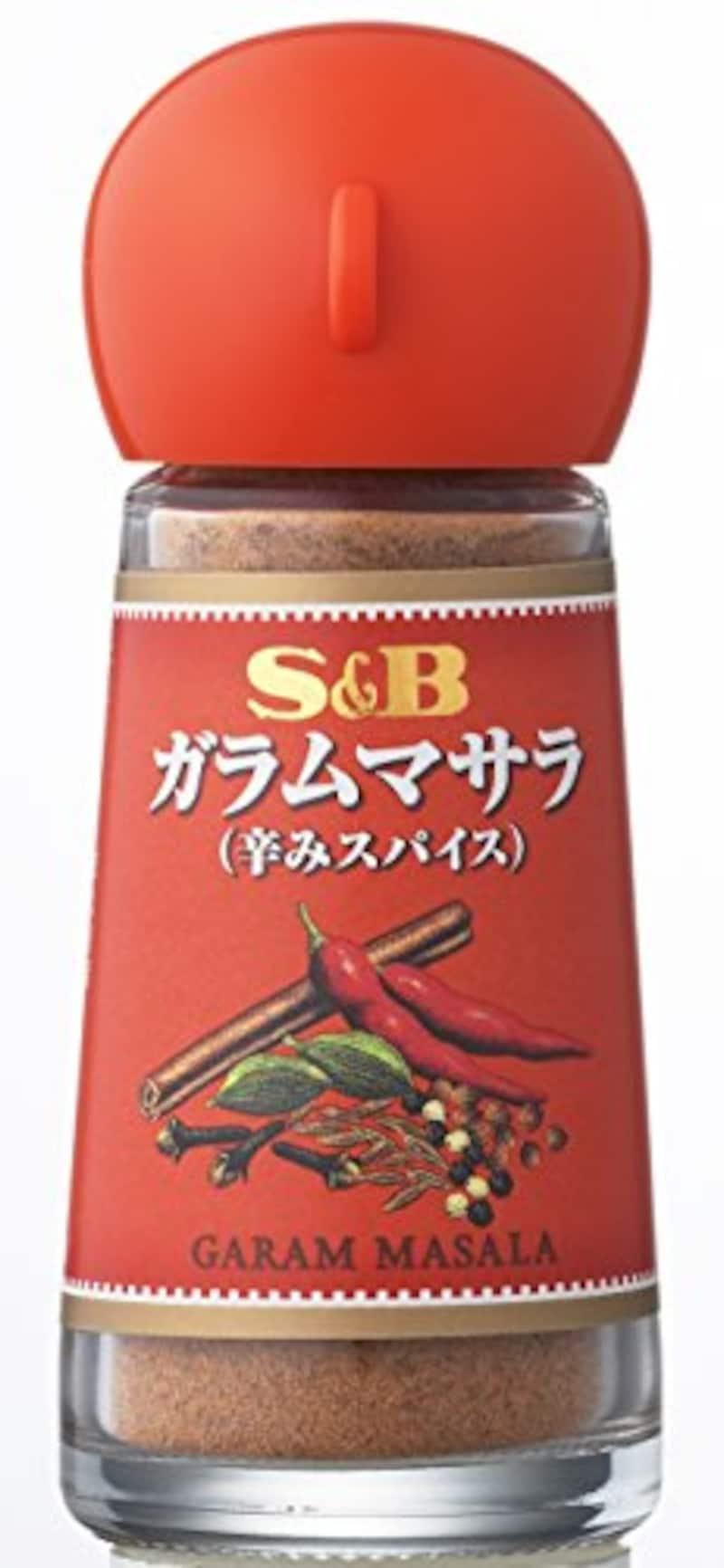 エスビー食品,S&B ガラムマサラ