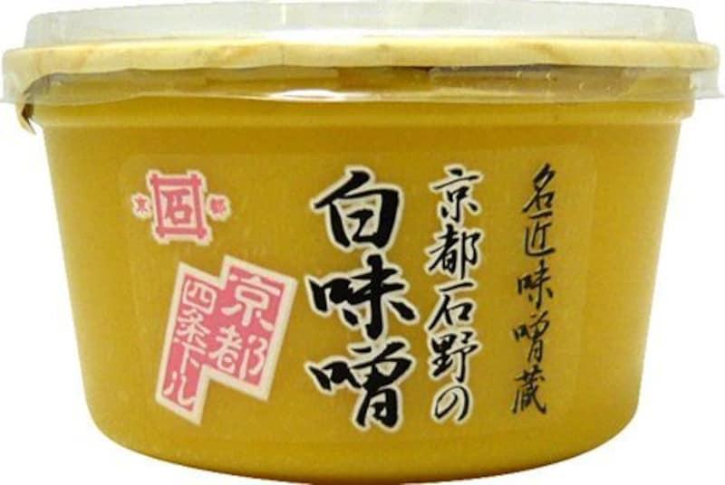 石野味噌 ,名匠味噌蔵 京都石野の白味噌