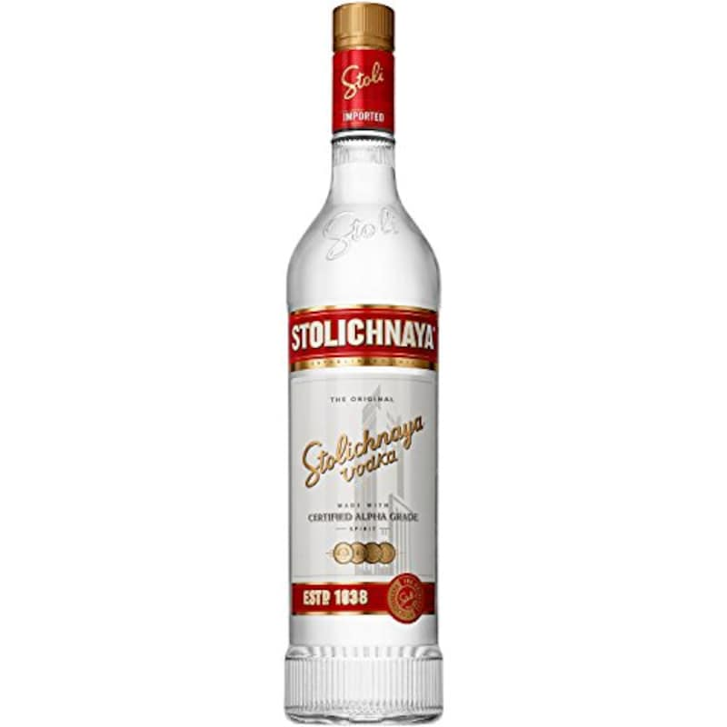 ストリチナヤ,ストリチナヤ・プレミアム 750,-