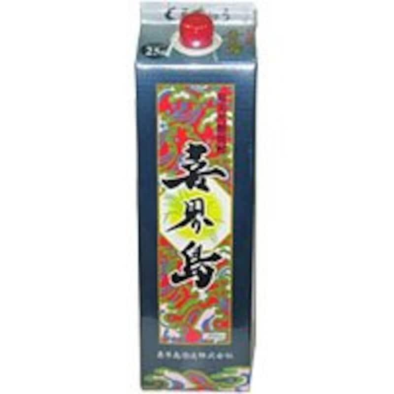 奄美黒糖焼酎,奄美黒糖焼酎 喜界島 紙パック6本セット