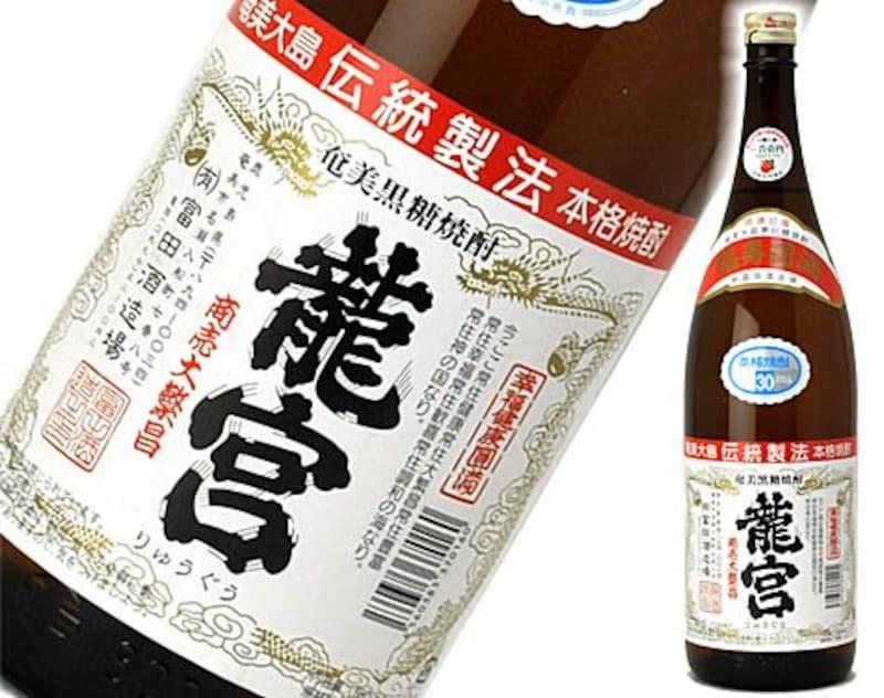 黒糖焼酎,黒糖焼酎 龍宮