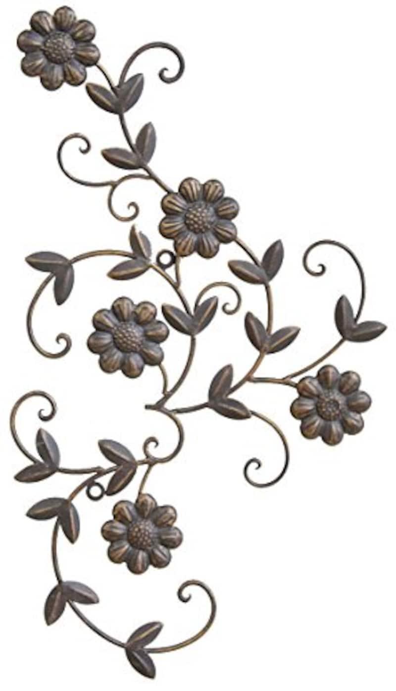 村田屋産業,壁インテリア お花の壁飾り,6848