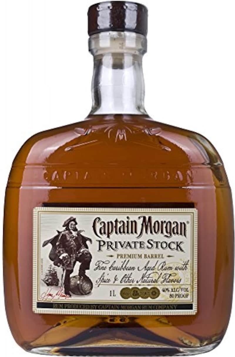 キャプテン・モルガン,プライベートストック