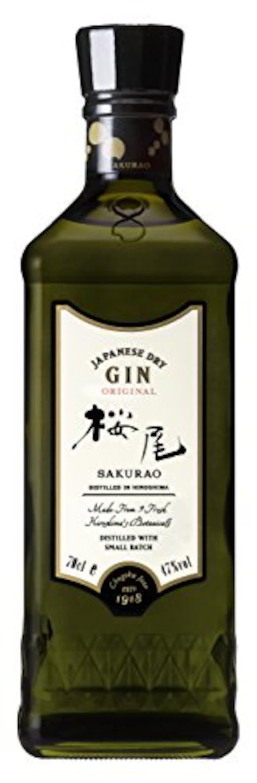 SAKURAO,SAKURAO GIN ORIGINAL,-