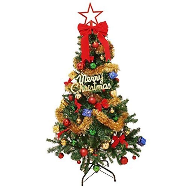 Montagna,クリスマスツリー150cm