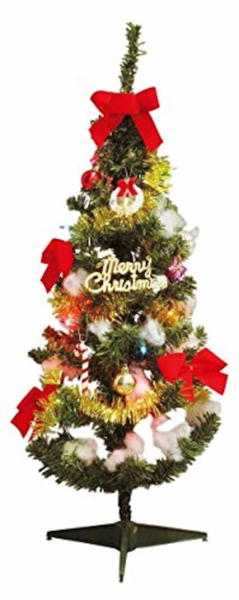 ドウシシャ,クリスマスツリー スタンダードグリーン セット,G15SET120G