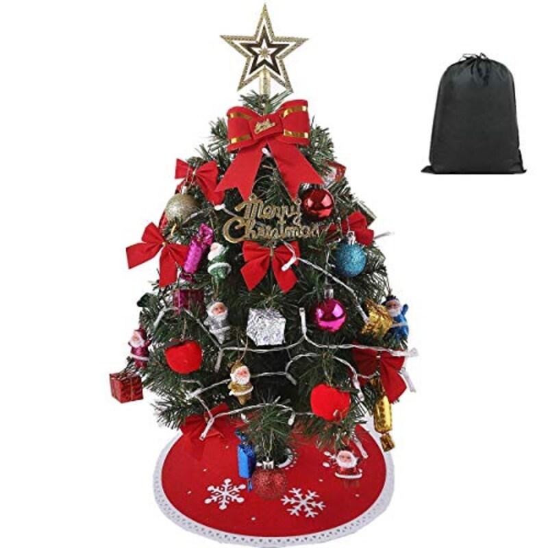 kuroobaa,クリスマスツリーセット