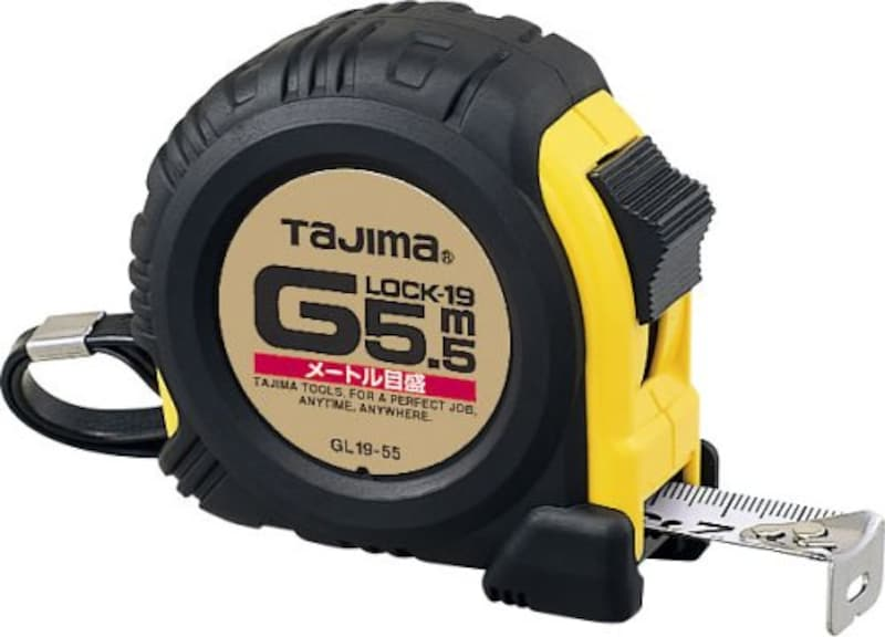タジマ,耐衝撃性コンベックス,GL19-55BL