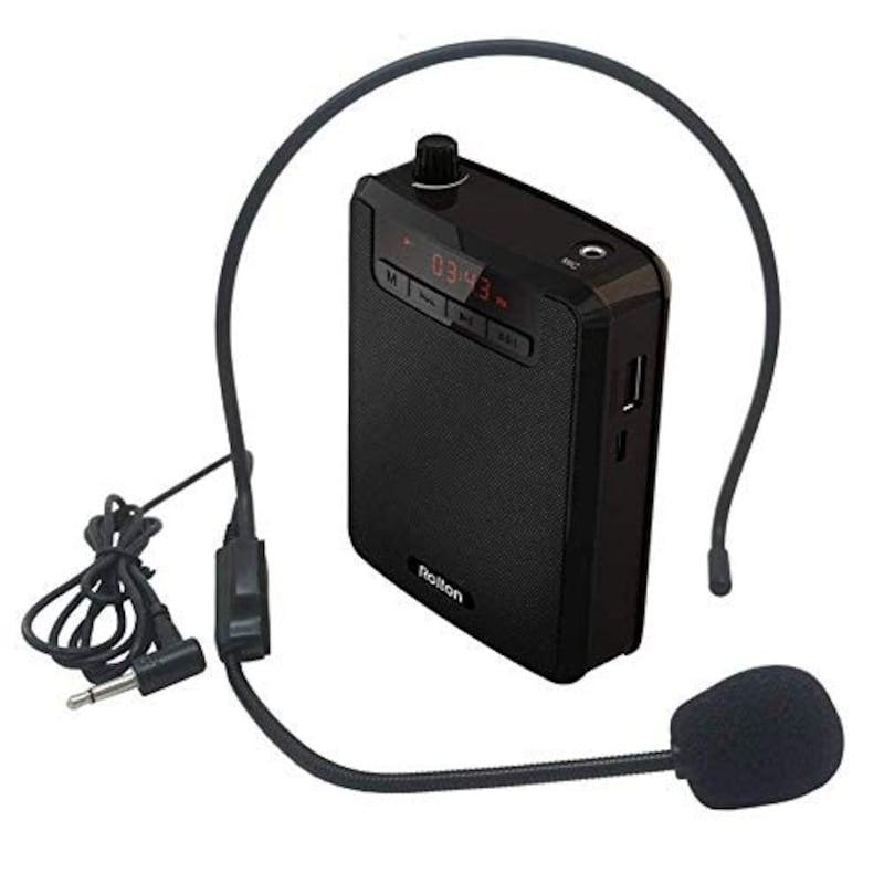 ROLTON,ハンズフリー拡声器 イベント用スピーカー