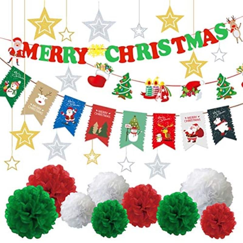 -,クリスマス飾り 26点セット,-