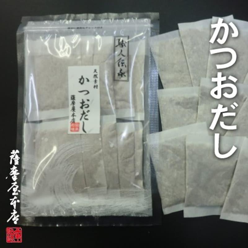 薩摩屋本店,天然無添加かつおだし,G001